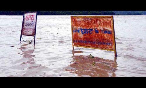 गंगा खतरे के निशान से ऊपर, बेगूसराय के कई गांवों में बाढ़ का संकट