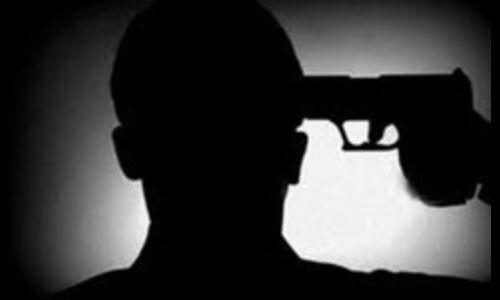 जवान ने खुद को गोली मारकर की आत्महत्या