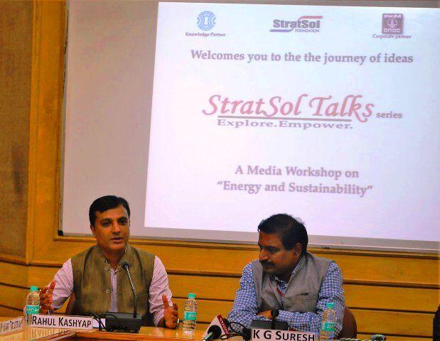 IIMC निदेशक केजी सुरेश ने कहा - टिकाऊ विकास के मुद्दे पर स्थायित्व से जुड़ी खबरों को छापने की जरूरत