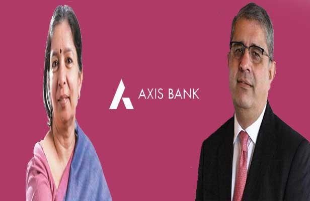 एक्सिस बैंक से शिखा शर्मा की विदाई हुई तय, अब नए सीईओ अमिताभ चौधरी के लिए मिली मंजूरी