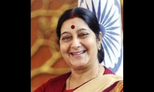 रूस में आयोजित द्विपक्षीय मुद्दों पर बैठक में भारत का पक्ष रखेंगी सुषमा
