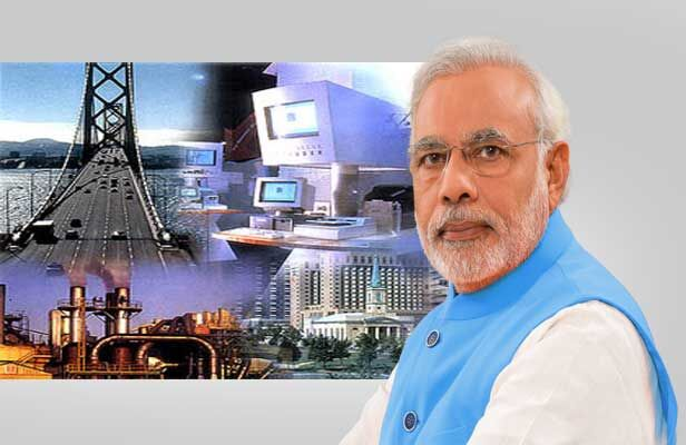 पीएम मोदी के नेतृत्व में तीव्र गति से हो रहा है देश का विकास