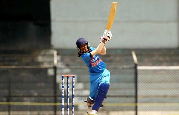 भारतीय महिला क्रिकेट टीम ने नौ विकेट से जीता मैच