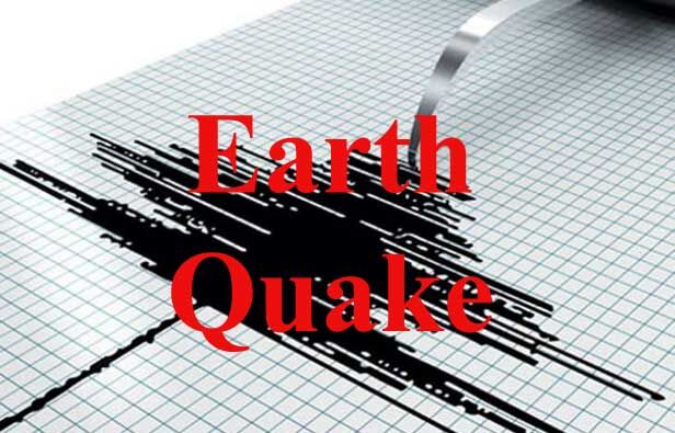 भूकंप : जम्मू-कश्मीर में 4.6, झज्जर में 3.1 रही तीव्रता