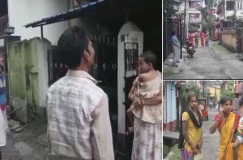 असम में भूकंप के झटके महसूस किए, लोग निकले घरों से बाहर
