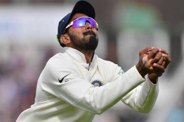 केएल राहुल ने टेस्ट श्रृंखला में सबसे ज़्यादा कैच लेने के इस खिलाडी का रिकॉर्ड तोड़ा