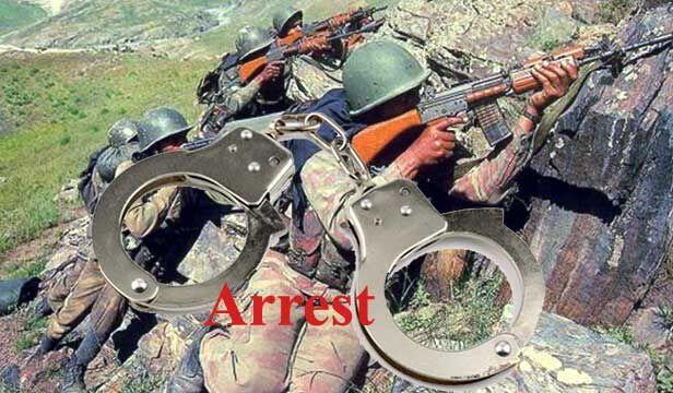 पुंछ के एलओसी से एक पाक नागरिक किया गिरफ्तार