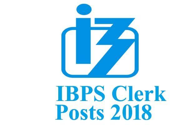 आईबीपीएस ने क्लर्क के पदों के लिए निकाली भर्ती