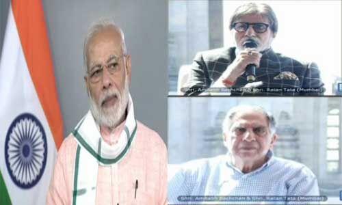 प्रधानमंत्री ने की स्वच्छता ही सेवा आंदोलन की शुरुआत, अमिताभ और रतन टाटा भी होंगे साथ