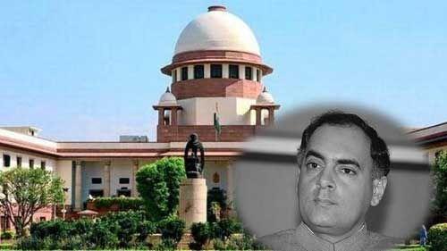 राजीव गांधी हत्याकांड मामला : दोषियों की रिहाई संबंधी हाल ही आदेश के खिलाफ याचिका