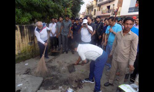 सुंदर भारत-स्वच्छ भारत बनाने के लिए आम लोगों की भागीदारी जरूरी