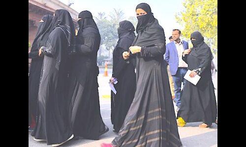 भाजपा ने मुस्लिम महिलाओं को पार्टी में जोड़ने की बनाई रणनीति