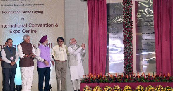 दिल्ली में एक छत के नीचे मिलेंगी अंतरराष्ट्रीय स्तर की सुविधाएं : प्रधानमंत्री