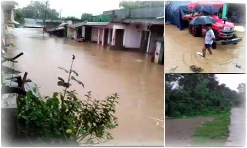 समुद्री तूफान डाय : ओडिशा के तट को पार किया, दक्षिण व पश्चिम ओडिशा में भारी बारिश