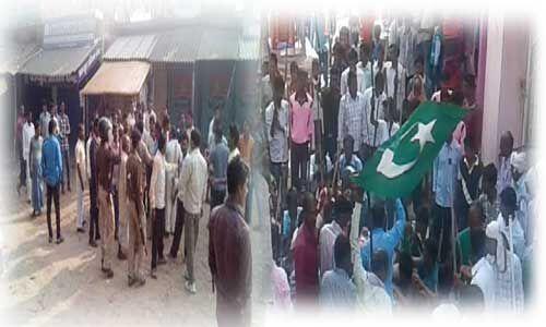 ताजिया जुलूस को लेकर दूसरे दिन भी तनाव, पुलिस की लापरवाही से गहराया विवाद