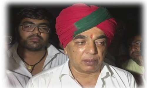 राजस्थान में बीजेपी को लगा बड़ा झटका, मानवेंद्र सिंह ने छोड़ी पार्टी