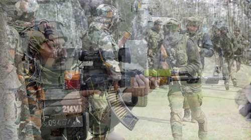 जम्मू : पुलवामा में एक आतंकी ढेर, मुठभेड़ जारी