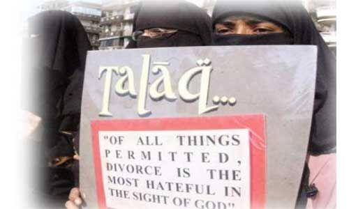 तीन तलाक अध्यादेश सत्ता और वोट का मामला नहीं, मुस्लिम महिलाओं की आबरू इंसाफ और सम्मान का मुद्दा
