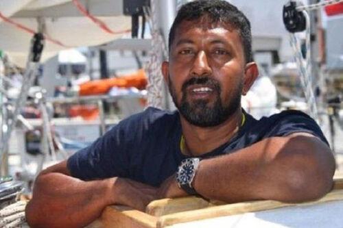 भारतीय नौसैनिक कमांडर टॉमी को सुरक्षित बचाया गया
