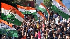 सीडी कांड : भूपेश बघेल की गिरफ्तारी से कांग्रेसी कार्यकर्ता हुए उग्र, आज से जेल भरो आंदोलन