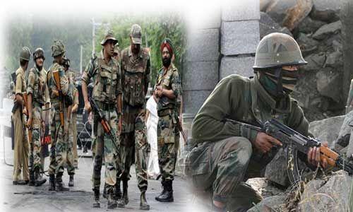 बारामूला में सुरक्षा बलों और आतंकवादियों के बीच मुठभेड़ में दो आतंकी ढेर