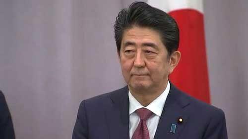 जापान के प्रधानमंत्री ने किम जोंग उंग से मिलने की इच्छा जताई