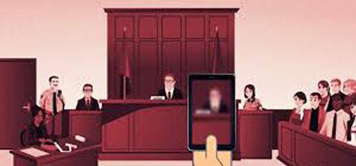 इन देशों में पहले से होता है न्यायालय की कार्यवाही का सीधा प्रसारण