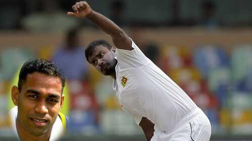 कुशल सिल्वा और पुष्पकुमारा की श्रीलंकाई टेस्ट टीम में हुई वापसी, मैथ्यूज हुए बाहर