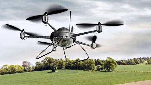 अब आतंकियों की खबर रखेगा पॉकेट ड्रोन