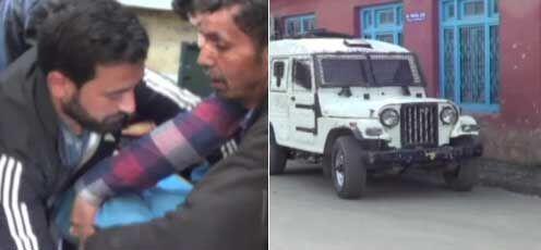 शोपियां में पुलिस थाने पर आतंकी हमला, एक पुलिस कान्स्टेबल शहीद