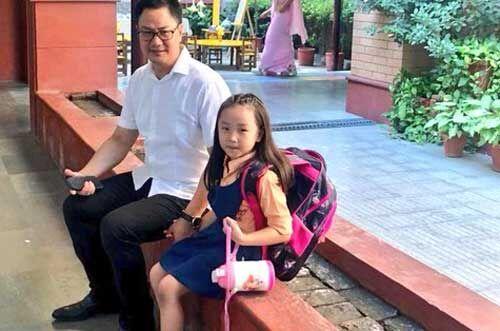 रिजिजू की बेटी ने पापा से कहा, अपने बास से कहिए कि बेटी के स्कूल जाना है, बास माफ कर देंगे