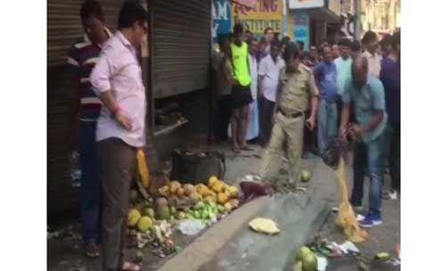 पश्चिम बंगाल : दमदम ब्लास्ट की घटना में आतंकियों की साजिश की बू