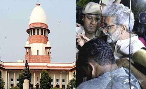 गौतम नवलखा की रिहाई को उच्चतम न्यायालय में चुनौती