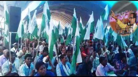 27 हजार भूमिहीन अपने निर्णय पर अटल, 4 अक्टूबर को दिल्ली के लिए करेंगे कूच