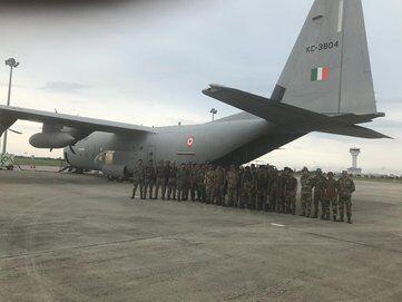 भारत ने ऑपरेशन समुद्र मैत्री किया शुरू