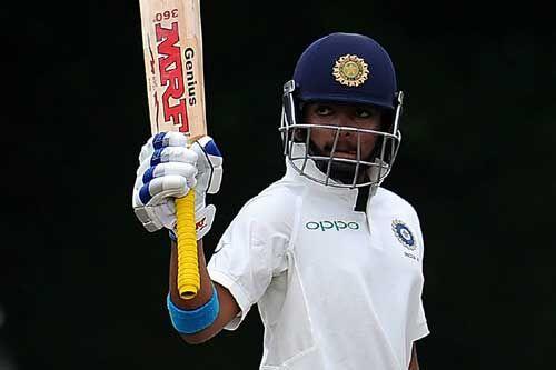 पदार्पण टेस्ट में कम उम्र में शतक लगाने वाले सबसे युवा बल्लेबाज बने शॉ