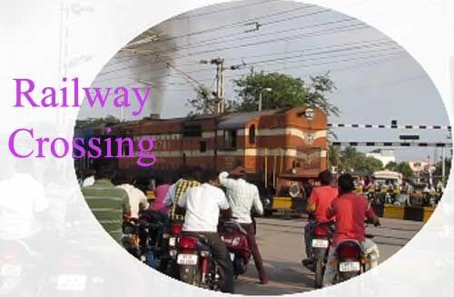 मानव रहित रेलवे फाटक होंगे साल के अंत में खत्म