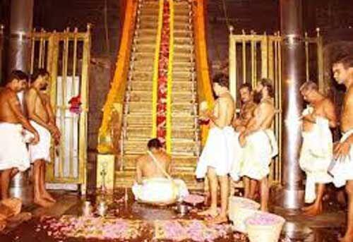 सबरीमाला मंदिर मामला : महिलाओं के प्रवेश पर सुप्रीम कोर्ट में रिव्यू पिटीशन लगाई