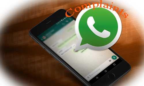 व्हाट्सऐप से जुड़ी शिकायतों के निवारण के लिए ग्रीवांस ऑफिसर किया नियुक्त