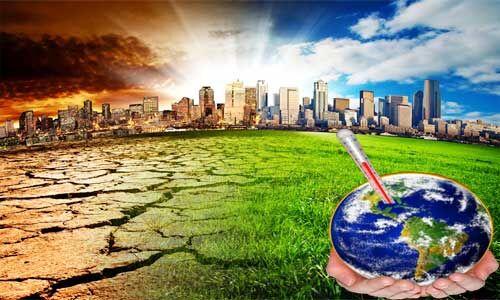 जलवायु परिवर्तन रिपोर्ट : पृथ्वी का बढ़ रहा तापमान, उठाने होंगे बड़े कदम