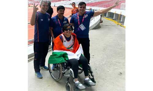 पैरा एशियाई खेल : एकता भयान ने भारत को दिलाया चौथा स्वर्ण