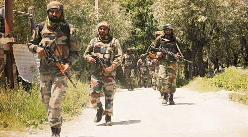 जम्मू-कश्मीर : हंदवाड़ा मुठभेड़ में दो आतंकी ढेर