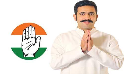 डॉ. कर्ण सिंह के बड़े बेटे विक्रमादित्य सिंह कांग्रेस में हुए शामिल