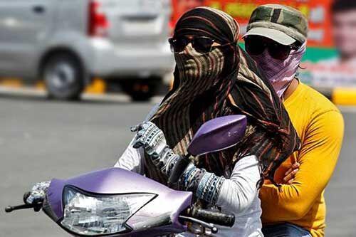 चंडीगढ़ में सिख महिलाओं को हेलमेट पहनने से छूट