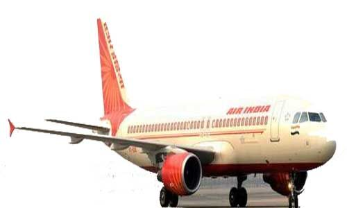 एयर इंडिया के सवार हादसे से बचे, दीवार से टकराया प्लेन