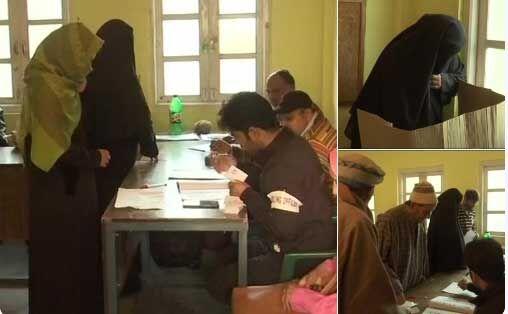 जम्मू में रिकॉर्ड तोड़ हुआ मतदान, श्रीनगर में सबसे कम