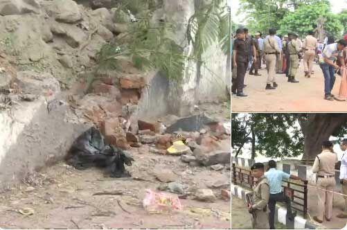 गुवाहाटी के फैंसीबाजार-पान बाजार में हुआ विस्फोट, चार व्यक्ति घायल