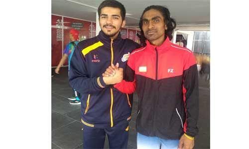 बैडमिंटन स्पर्धा में भारत ने जीते दो स्वर्ण पदक
