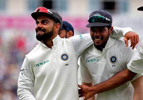INDvsWI Test Match : भारत ने दूसरे टेस्ट में वेस्टइंडीज को 10 विकेट से हराया, श्रृंखला 2-0 से जीती