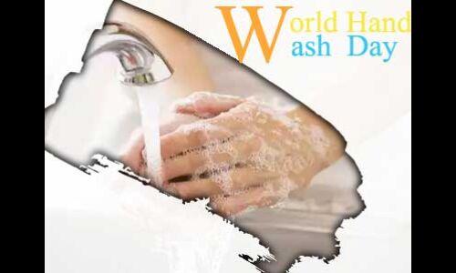 विश्व हाथ धुलाई दिवस : संक्रमण से बचाव के लिए हाथ धोना जरूरी